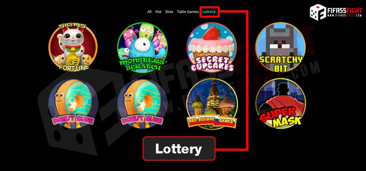 Spinnomenal Lottery