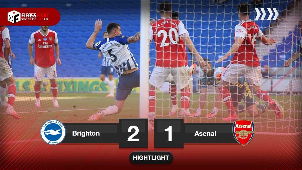 Burton Albion 2-1 Arsenal