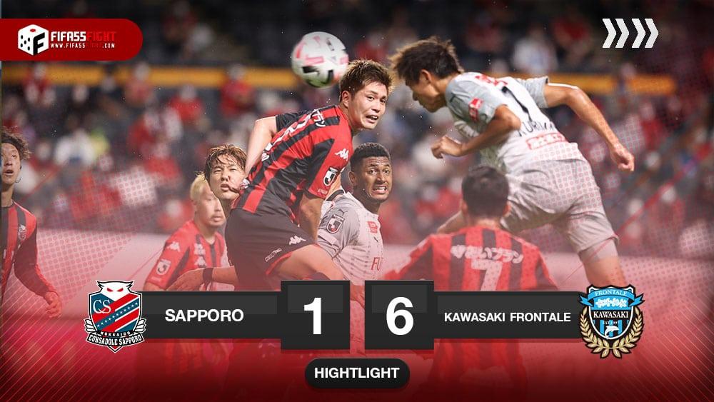 Sapporo 1-6 Kawasaki