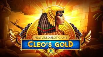ทดลองเล่น Cleo's Gold